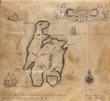 Regreso a la isla del tesoro, de Andrew Motion